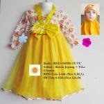 Rumah Alora Labella SB101 Tutu Kuning